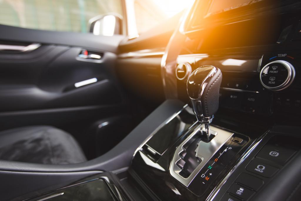 car driver seat